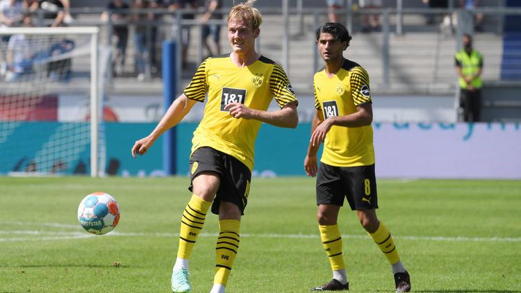BVB-Abschied möglich: Wie geht es mit Julian Brandt weiter?