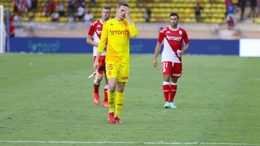 Alexander Nübel ist vom FC Bayern an die AS Monaco ausgeliehen