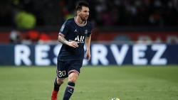 Lionel Messi konnte die Niederlage von PSG nicht verhindern