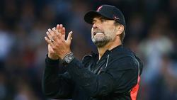 Jürgen Klopp spielte mit dem FC Liverpool 2:2