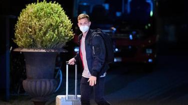 Joshua Kimmich spielt seit 2015 beim FC Bayern