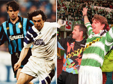 Austria Salzburg und Rapid sorgten Mitte der 1990er-Jahre in Europa für Aufsehen