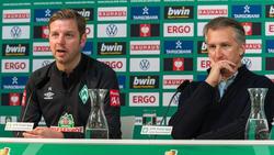 Florian Kohfeldt ist seit knapp drei Jahren Cheftrainer bei Werder