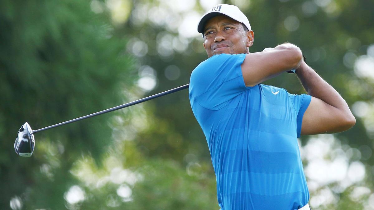 Absage von Tiger Woods