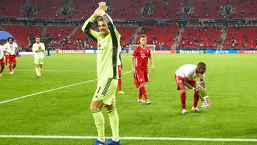 Überragender Rückhalt beim FC Bayern: Manuel Neuer