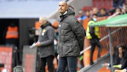 Wieder gesund und vor dem Comeback: Augsburgs Trainer Heiko Herrlich
