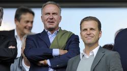 Oliver Bierhoff kontert die Kritik von Karl-Heinz Rummenigge vom FC Bayern