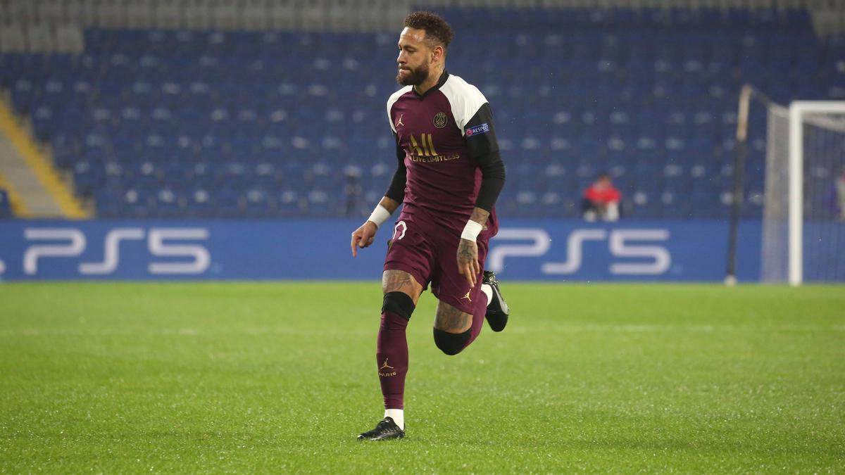 Neymar kann gegen RB Leipzig auflaufen