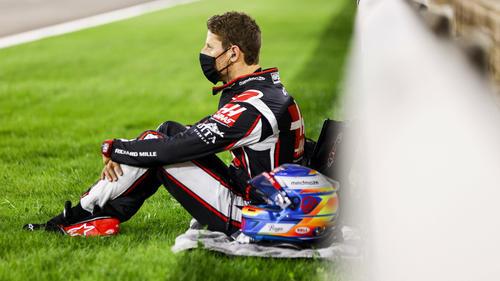 Romain Grosjean wird beim nächsten Formel-1-Rennen nicht antreten können