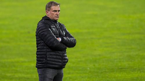 U21-Trainer Stefan Kuntz ist mit der Nachwuchsausbildung nicht zufrieden