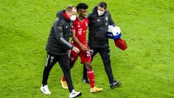 Kingsley Coman wird dem FC Bayern wohl nicht länger fehlen