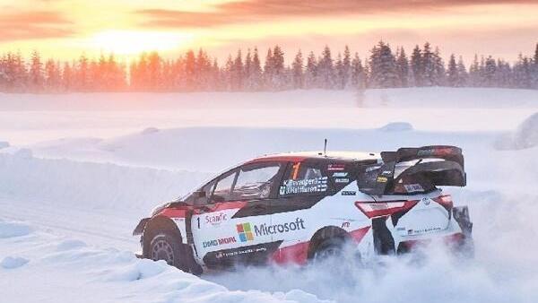Die Arctic-Rallye wird erstmals als WM-Lauf ausgetragen