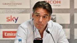 Michael Stich ist Mitglied beim Hamburger SV