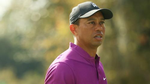 Tiger Woods erhielt zahlreiche Genesungswünsche