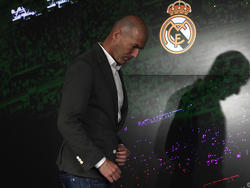 Zinédine Zidane verabschiedet sich freiwillig vom spanischen Rekordmeister