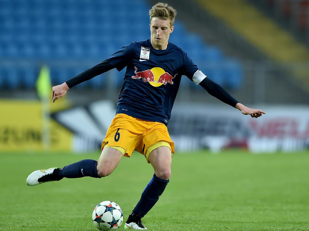 Philipp Wiesinger wechselt vom FC Liefering zum LASK