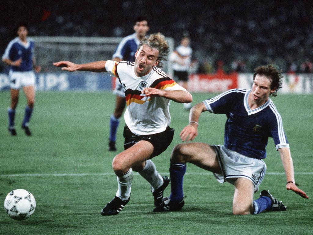 Wm 1990 Deutschlands Kurzes Hurra