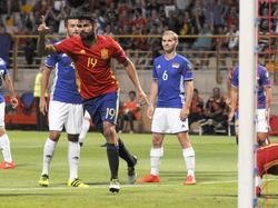 Diego Costa trifft wieder!