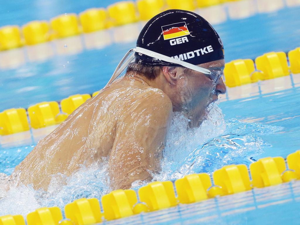 Torben Schmidtke hat den deutschen Herren endlich eine Medaille beschert
