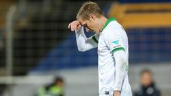 Aron Johansson hat das Trainingslager von Werder Bremen vorzeitig verlassen