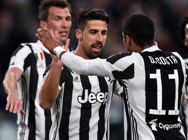 Douglas Costa fue el mejor de la Juve con tres asistencias. (Foto: Getty)