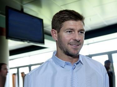 Steven Gerrard übernimmt den Trainerposten bei den Rangers