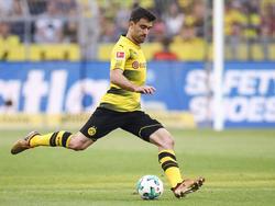 Wechselt BVB-Verteidiger Sokratis zum FC Arsenal?