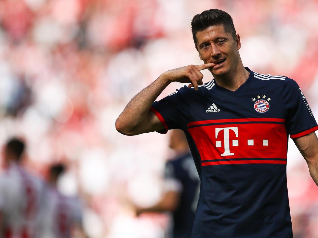 Robert Lewandowski will den FC Bayern verlassen
