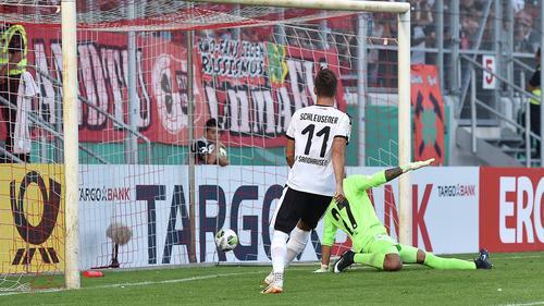 Souveräner Auftritt des SV Sandhausen bei Rot-Weiß Oberhausen