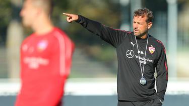 Gibt sein Debüt beim VfB Stuttgart gegen den BVB: Markus Weinzierl