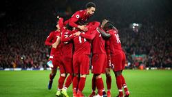 Der FC Liverpool feierte einen Kandersieg gegen den FC Arsenal