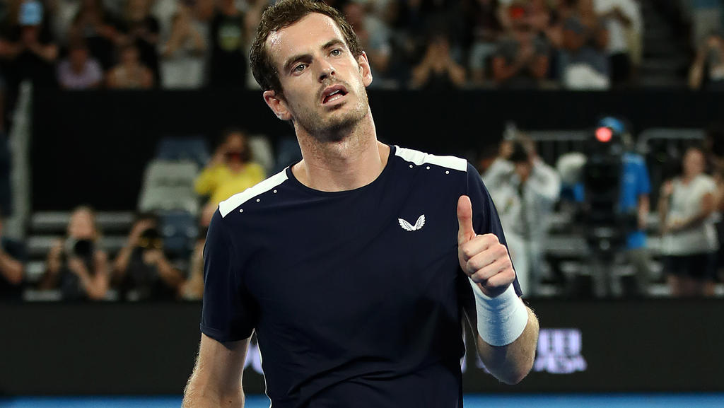 Andy Murray hat seine Hüft-OP gut überstanden