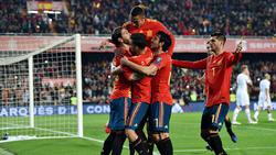 Sergio Ramos traf für die spanische Auswahl vom Punkt zum Sieg