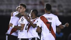 River Plate sigue firme y quiere de nuevo el torneo. (Foto: Getty)