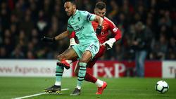 FC Arsenal nach Zittersieg beim FC Watford wieder in den Top 4 der Premier League