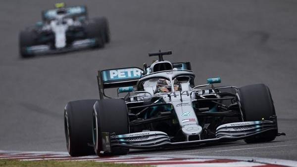Die Hackordnung bei Mercedes ändert sich bisweilen von Sitzung zu Sitzung
