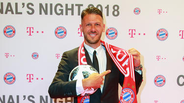 Martín Dmeichelis wird Trainer beim FC Bayern