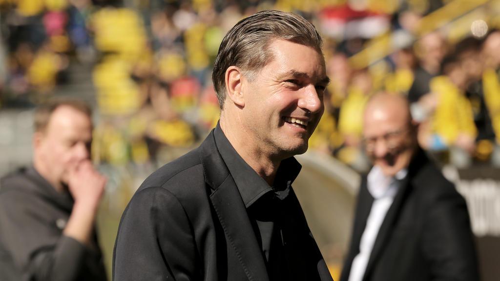 Michael Zorc bereitet den BVB auf die neue Saison vor