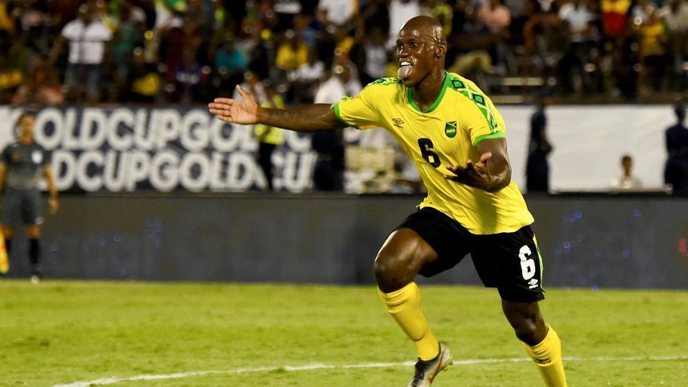 Matchwinner: Dever Orgill traf gegen Honduras doppelt