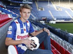 Martin Ødegaard seguirá su carrerá en el SC Heerenveen holandés. (Foto: ProShots)