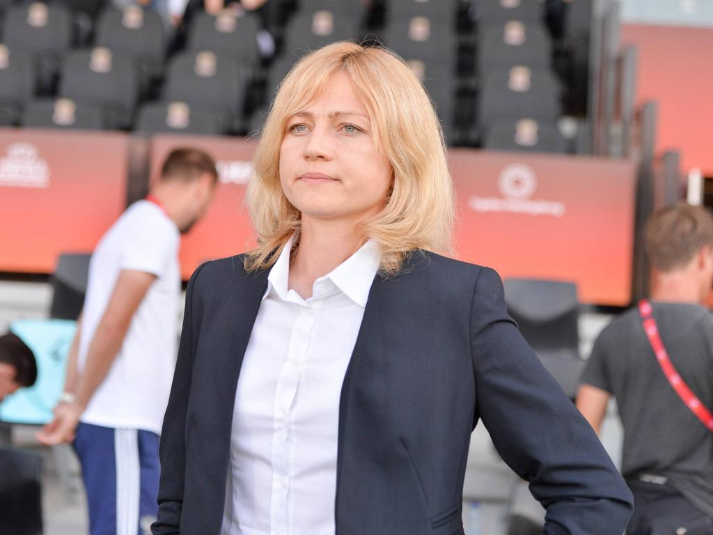 Elena Fomina trainiert die Nationalmannschaft seit 2015