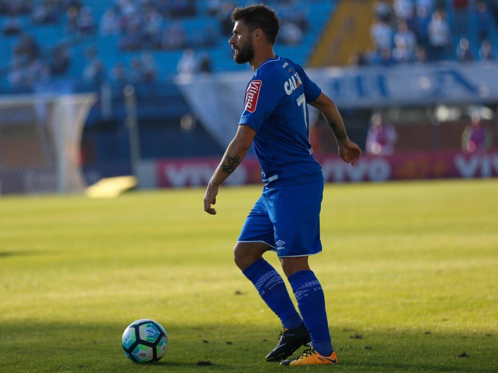Rafael Sobís hizo el gol de los visitantes en el minuto 69. (Foto: Imago)