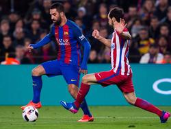 Arda Turan spielt beim FC Barcelona keine Rolle mehr