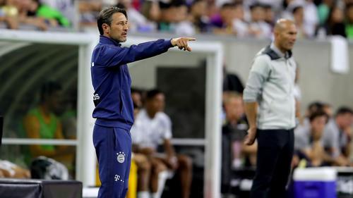 Niko Kovac ist mit der Vorbereitung des FC Bayern bisher zufrieden