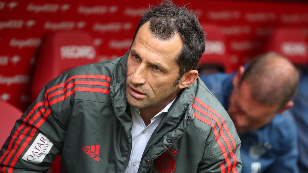 Hasan Salihamidzic gab auf dem Transfermarkt nicht die beste Figur ab