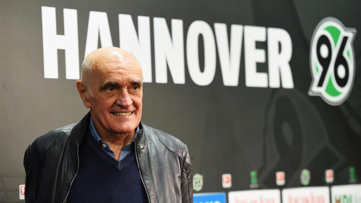 Martin Kind, der Hauptgesellschafter von Hannover 96, empfiehlt: Kein Protest wegen Jatta