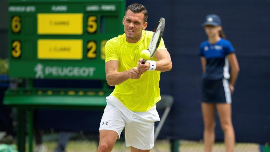 Tobias Kamke hat sich für die US Open qualifiziert