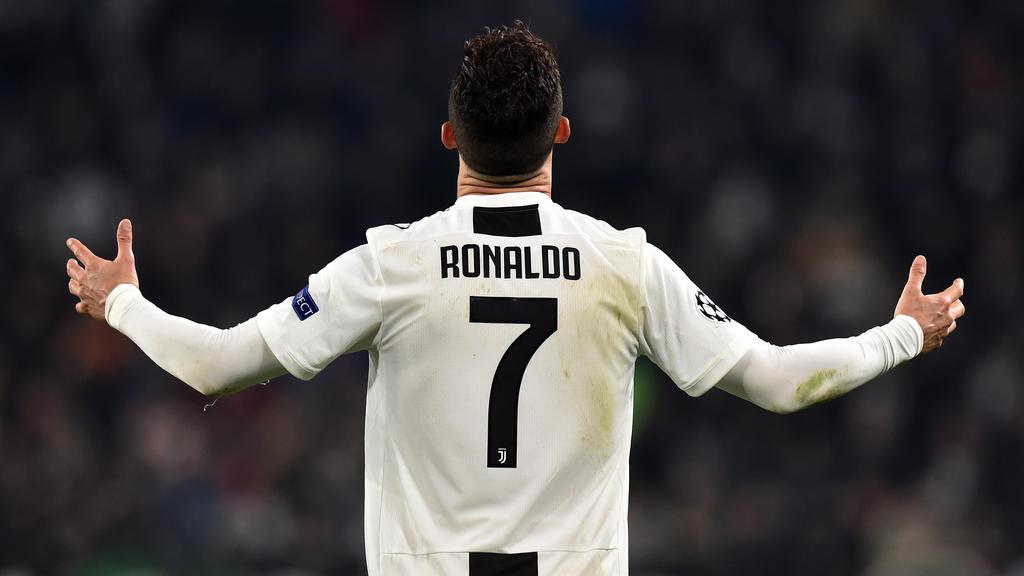 Cristiano Ronaldo kassiert dank seines Nike-Vertrags kräftig ab