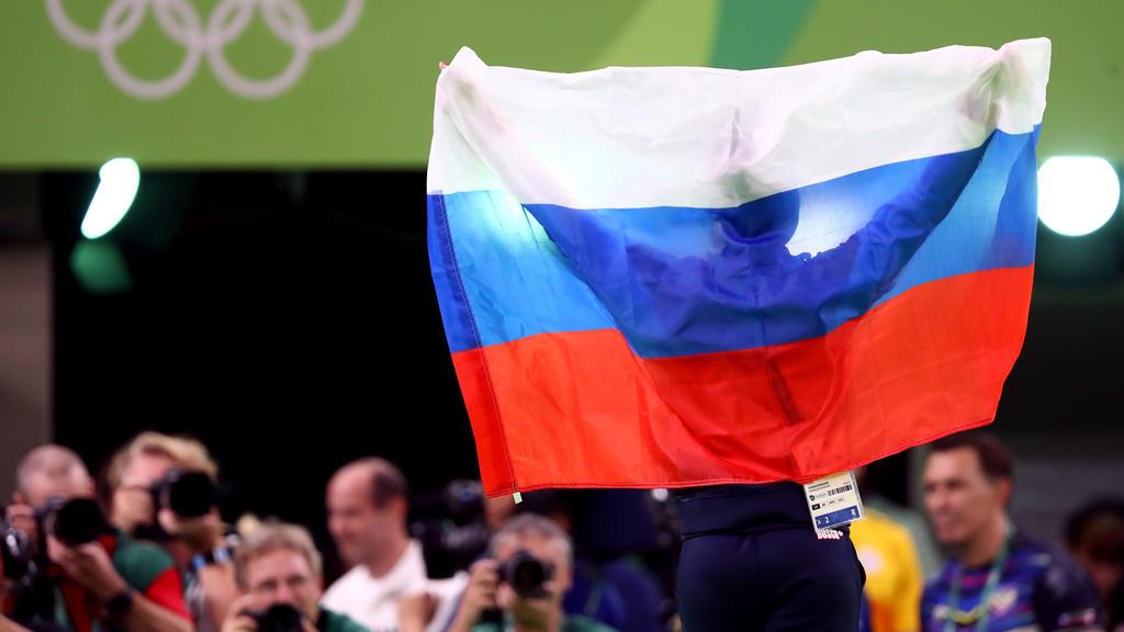 Russischen Sportlerinnen und Sportlern drohen erneut Konsequenzen