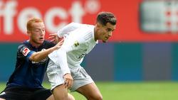 Coutinho war der Mann des Tages beim FC Bayern